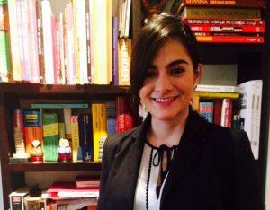 María Paula Alzate Afanador, Directora Ejecutiva de la Asociación de Amigos del Instituto Caro y Cuervo