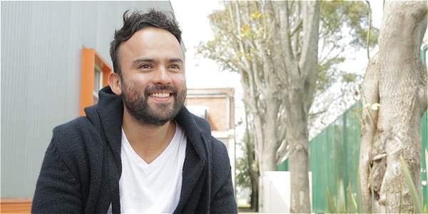 Foto: Archivo particular Diego Rodríguez es el presentador del espacio 'Directo cultura', una de las nuevas propuestas de Canal Trece.