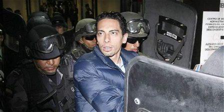 Foto: Archivo / EL TIEMPO David Murcia Guzmán, el cerebro de la captadora DMG, terminará de pagar su condena en Estados Unidos por lavado de activos.