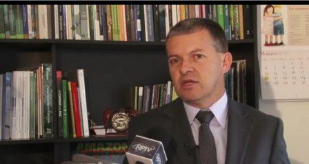 Viceministro de Medio Ambiente Carlos Alberto Botero Lopez
