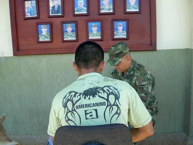 Brigada de Selva 27 intensifica operaciones en el sur del país.