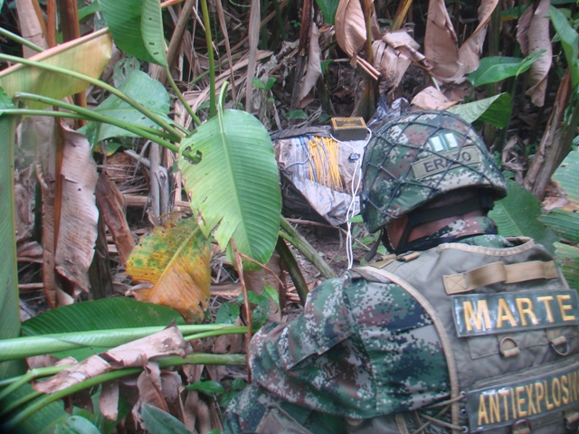 Brigada de Selva 27; debilita estructuras de la guerrilla