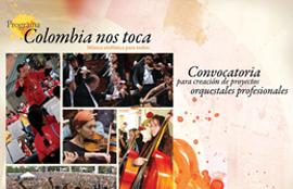 Abierta convocatoria para el fortalecimiento de orquestas sinfónicas regionales