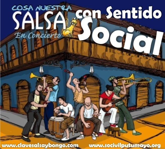 Concierto en Internet de Salsa con sentido social