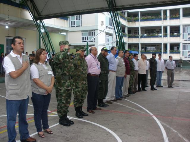 Culminó con éxito jornada electoral en el Putumayo