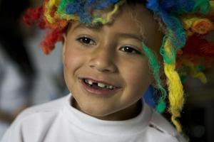 """""""Construir un futuro para los niños de Colombia"""""""