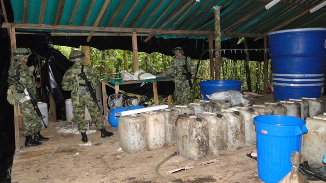 Golpe a las finanzas de la FARC