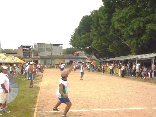 Campeonato Nacional de Chaza en Villagarzón