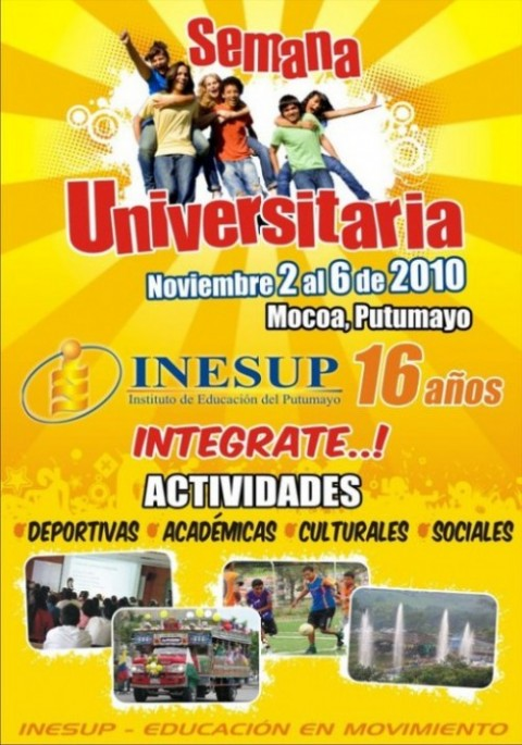 Semana Universitaria en Inesup