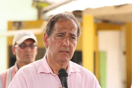 Compromiso indeclinable del gobierno de Santos con el Putumayo.