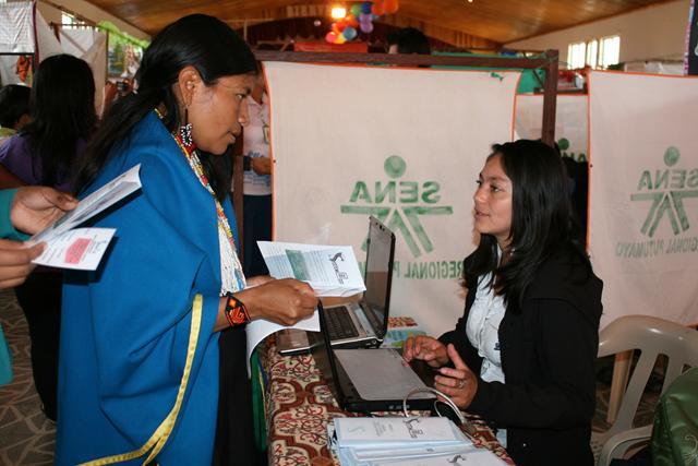 'Expo Sibundoy 2010' recibió el aporte innovador de los aprendices