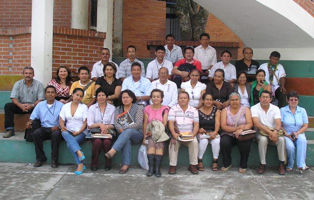 Primer encuentro regional de coordinadores de la educación