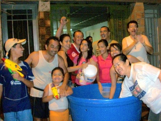 28 de Diciembre – El Tradicional Carnaval del Agua en Mocoa. Parte 3