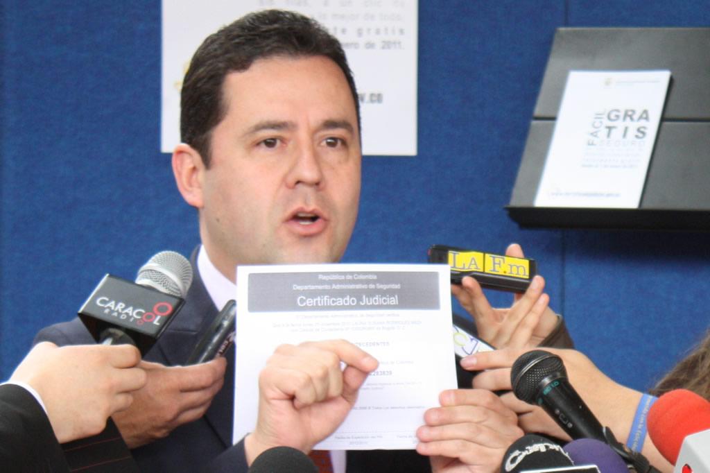 Desde el 1 de enero del 2011 el Certificado Judicial será gratis