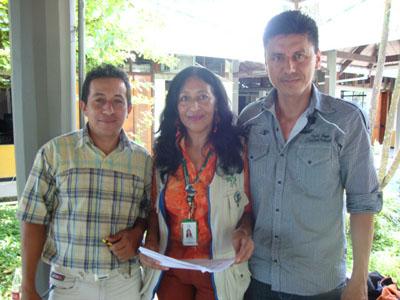 Empresa de Putumayo recibió condonación del Fondo Emprender