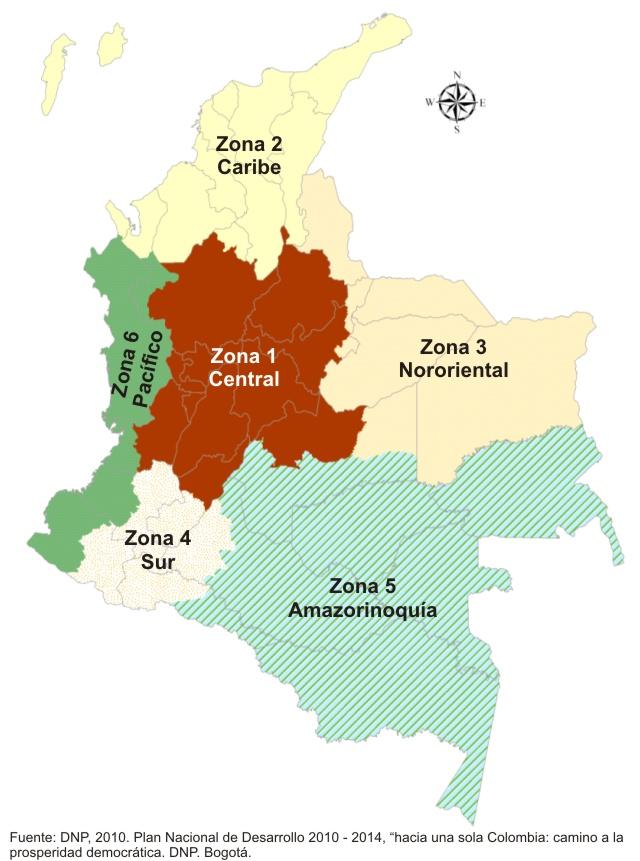 El Putumayo ya no será Amazonia