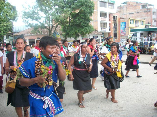 Carnaval Indígena en Mocoa