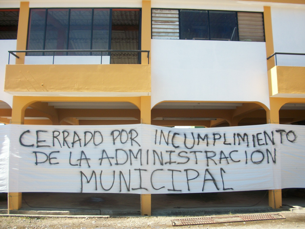 Por falta de recursos y apoyo de parte de la administración municipal el Cuerpo de Bomberos Voluntarios de Mocoa entra en paro