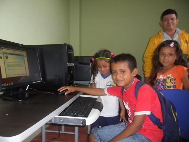 Comunidad de Guayabal en Orito, ahora en el ciberespacio