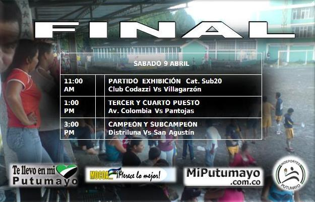 Copa Codazzi 2011 – Gran Final este fin de semana