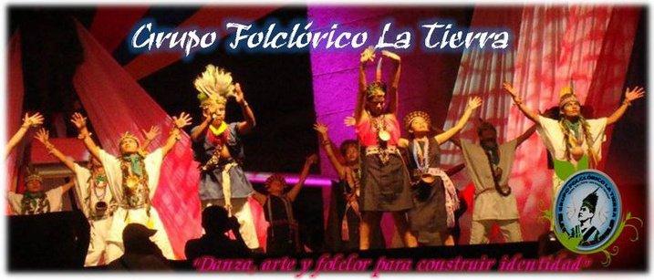 Grupo La Tierra en encuentro nacional de danza