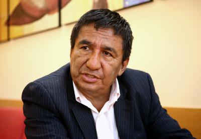 Mauro Toro Petevi, el alcalde más amenazado de Colombia