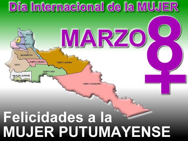 A la mujer Putumayense….