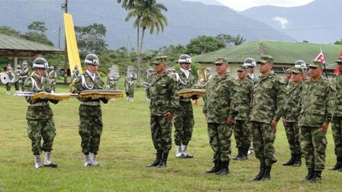 76 Suboficiales fueron ascendidos en ceremonia celebrada por la Brigada de Selva No 27