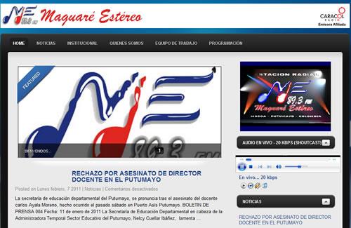 Especial Musical – Maguaré Estéreo 89.3 FM