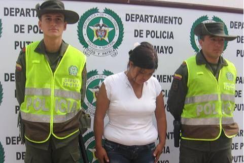 Capturada mujer por maltratar a sus hijos