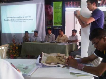Ecopetrol lidera encuentro de la industria petrolera con comunidades indígenas de Putumayo