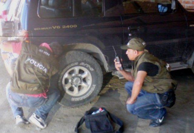 Policía recupera 15 automotores avaluados en mas de 111 millones de pesos