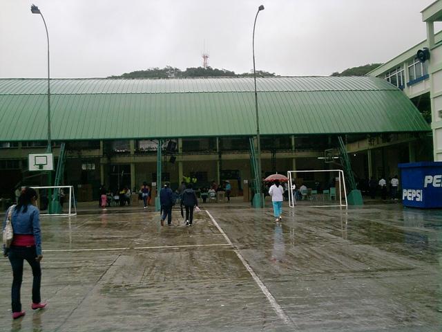 Pocos votantes y mucha lluvia en el Putumayo durante la jornada de Consulta