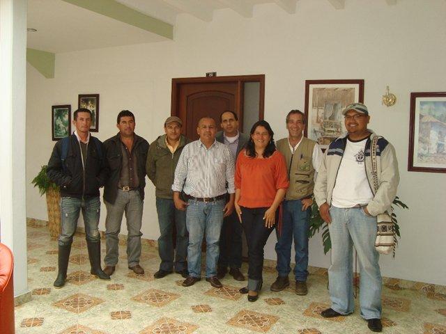 Inician proceso para declarar primera zona libre de brucelosis bovina en Putumayo
