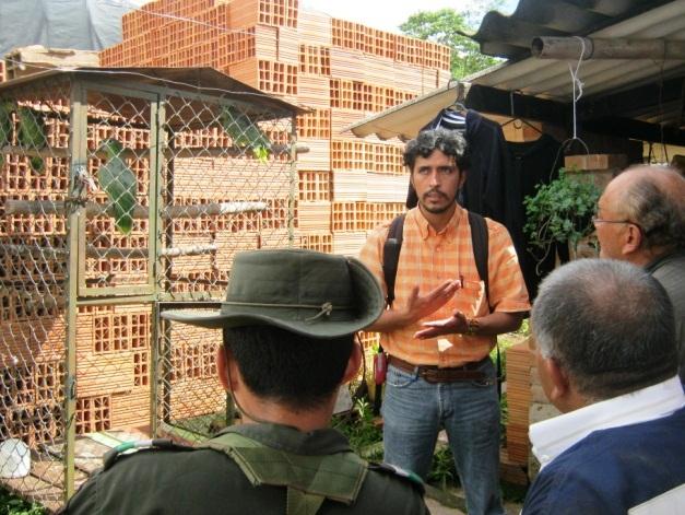 Habitantes de Mocoa entregan voluntariamente fauna silvestre