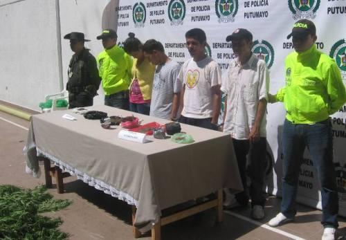 Incautados 21,700 gr de marihuana