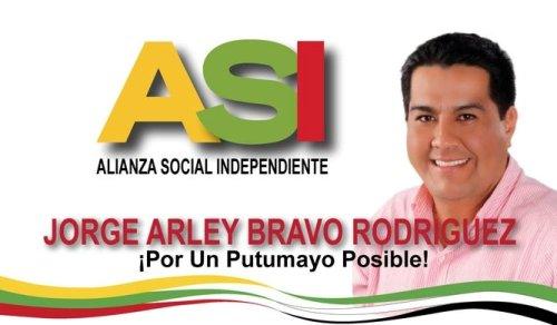 Alianza Social Indígena retira aval a Jorge Arley Bravo como candidato a la Gobernación del Putumayo