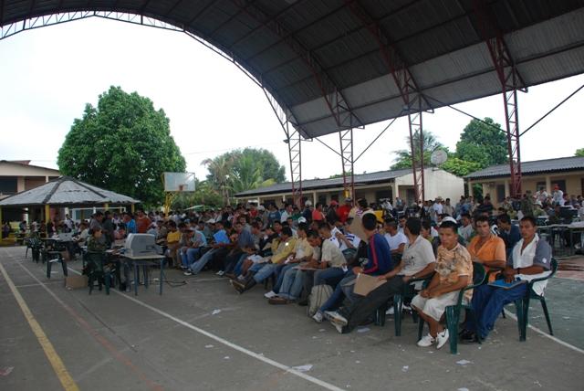 Convocatoria regional para definición de situación Militar Sibundoy – Putumayo días 31 de Mayo, 1 y 2 de Junio de 2011