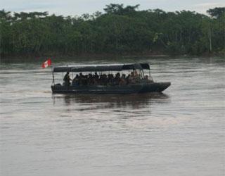 Perú y Colombia plasman proyecto de seguridad a lo largo del Putumayo