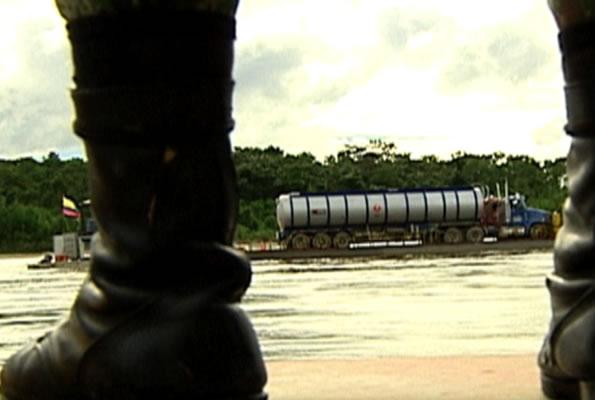 El petróleo en Putumayo es custodiado para evitar ataques de las Farc