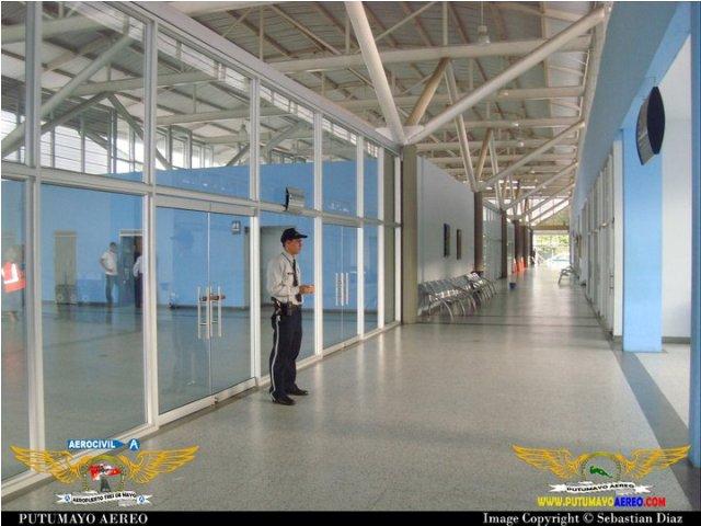 Tercera fase de remodelación del Aeropuerto Tres de Mayo
