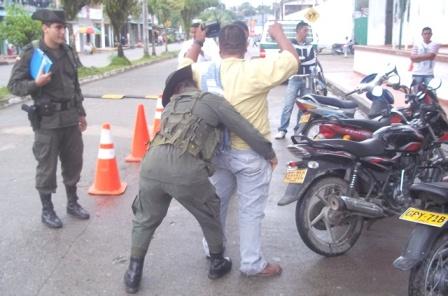 Recuperadas cuatro motocicletas en Putumayo