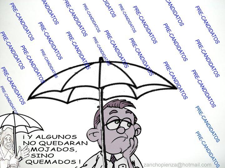 Llueve en Mocoa