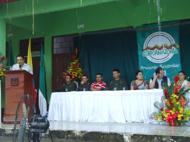 Importantes inversiones se definieron en Foro Ambiental y de Desarrollo Sostenible del sur de Putumayo
