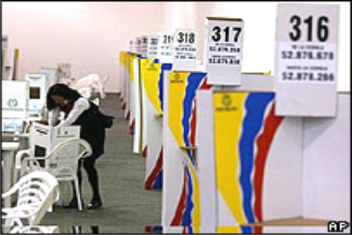 Este miércoles entra a regir la ley de garantías electorales