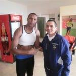 Saulo Chamorro y Banguera - Arquero de la Selección Ecuatoriana de Futbol