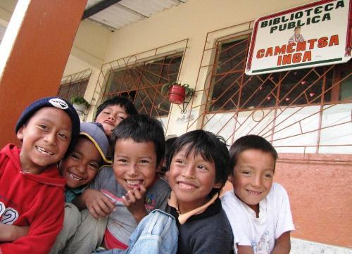 Se inaugura Biblioteca Indígena en el pueblo Camëntsá de Sibundoy