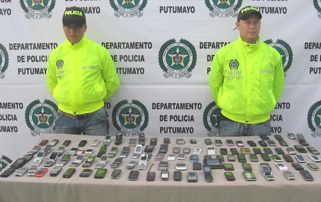 Ofensiva contra el robo y comercialización de celulares de dudosa procedencia