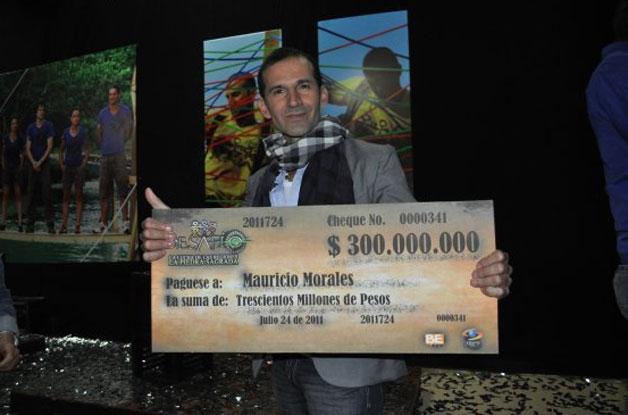 'Los colombianos se identifican conmigo': ganador del Desafío