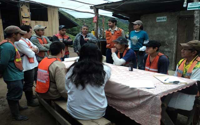 Corpoamazonia realiza seguimiento a actividades de prospección para explotación de cobre